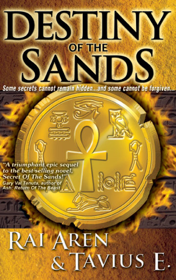 Destiny of the Sands (Book 2)