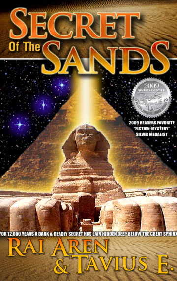 Secret of the Sands (Book 1)
