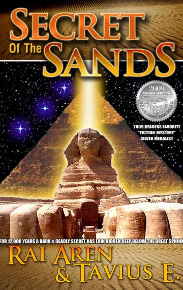 Secret of the Sands (Book 1)